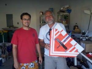 Jefte Puente with Pablo Rubio 2012-05-26